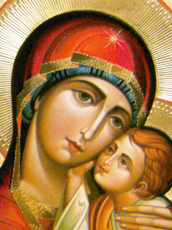Mary, The Mother of God 2