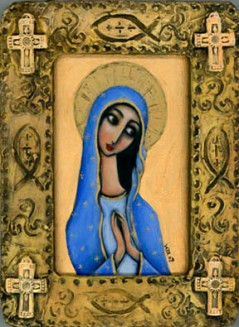 Mary, The Mother of God 3