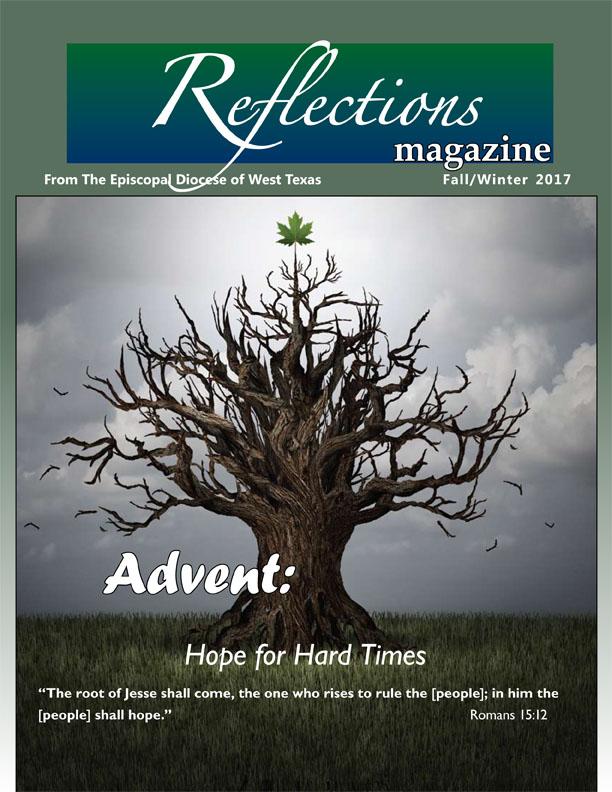 Reflections magazine – Hope for HardTimes